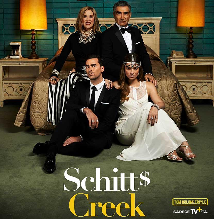 Schitt's Creek İzle türkçe izle hd izle