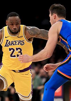 NBA heyecanı TV+'ta!