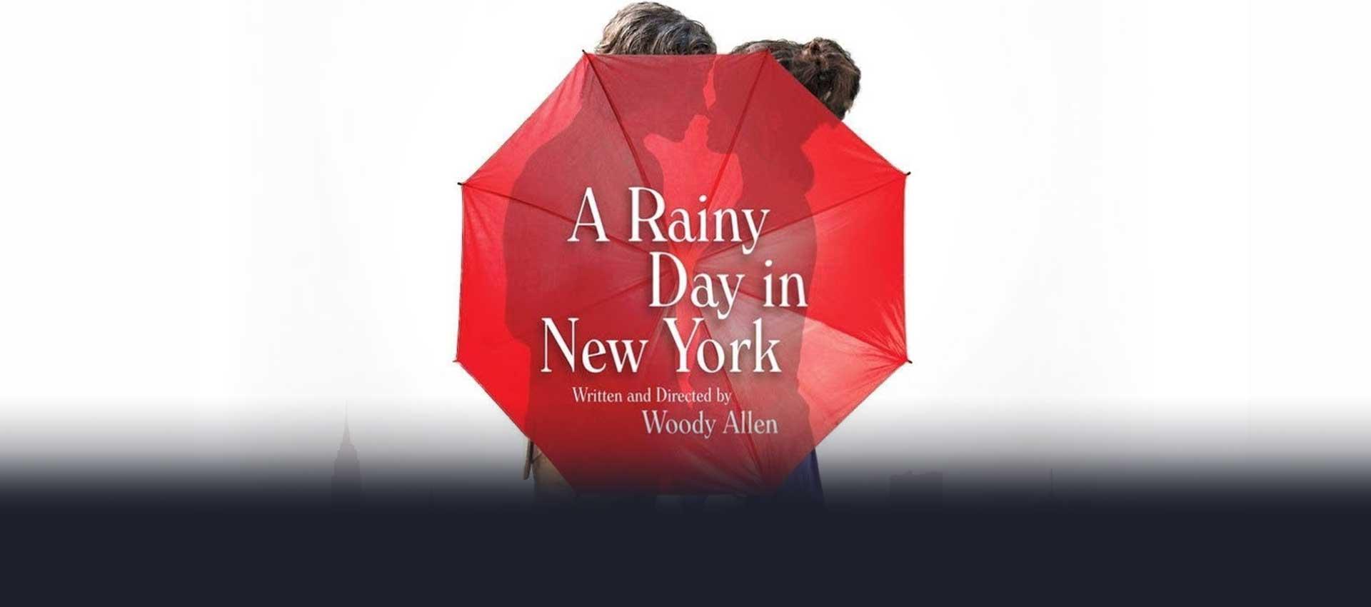 New York'ta Yağmurlu Bir Gün İzle türkçe izle hd izle