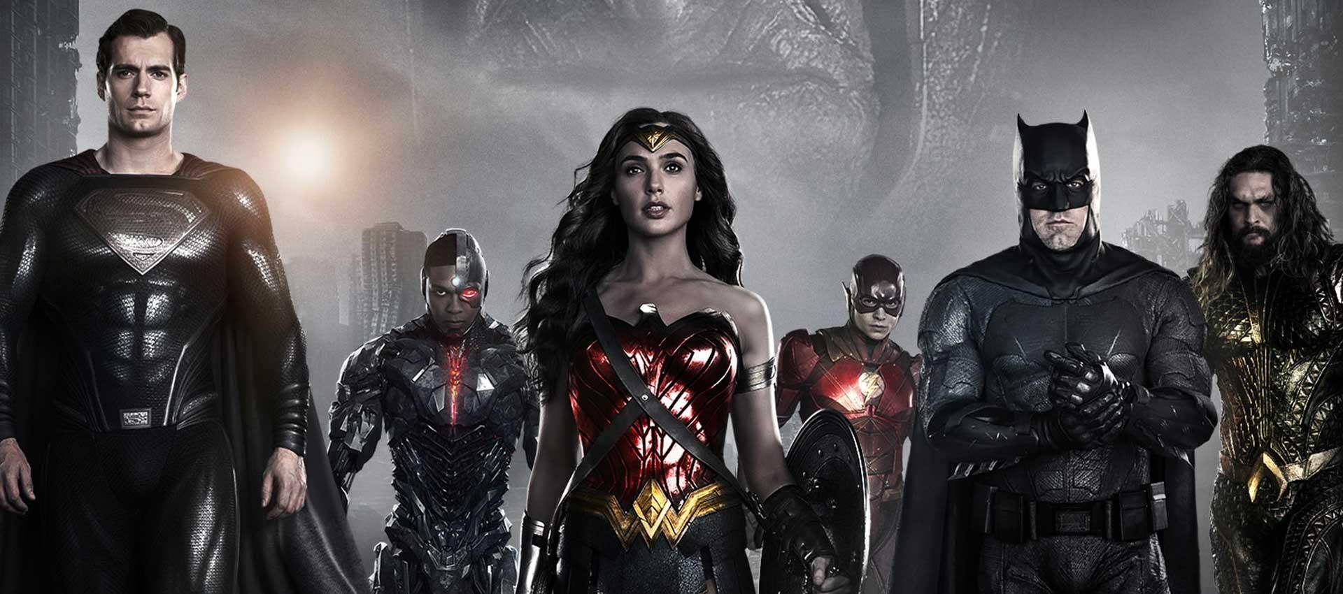 Justice League türkçe izle hd izle