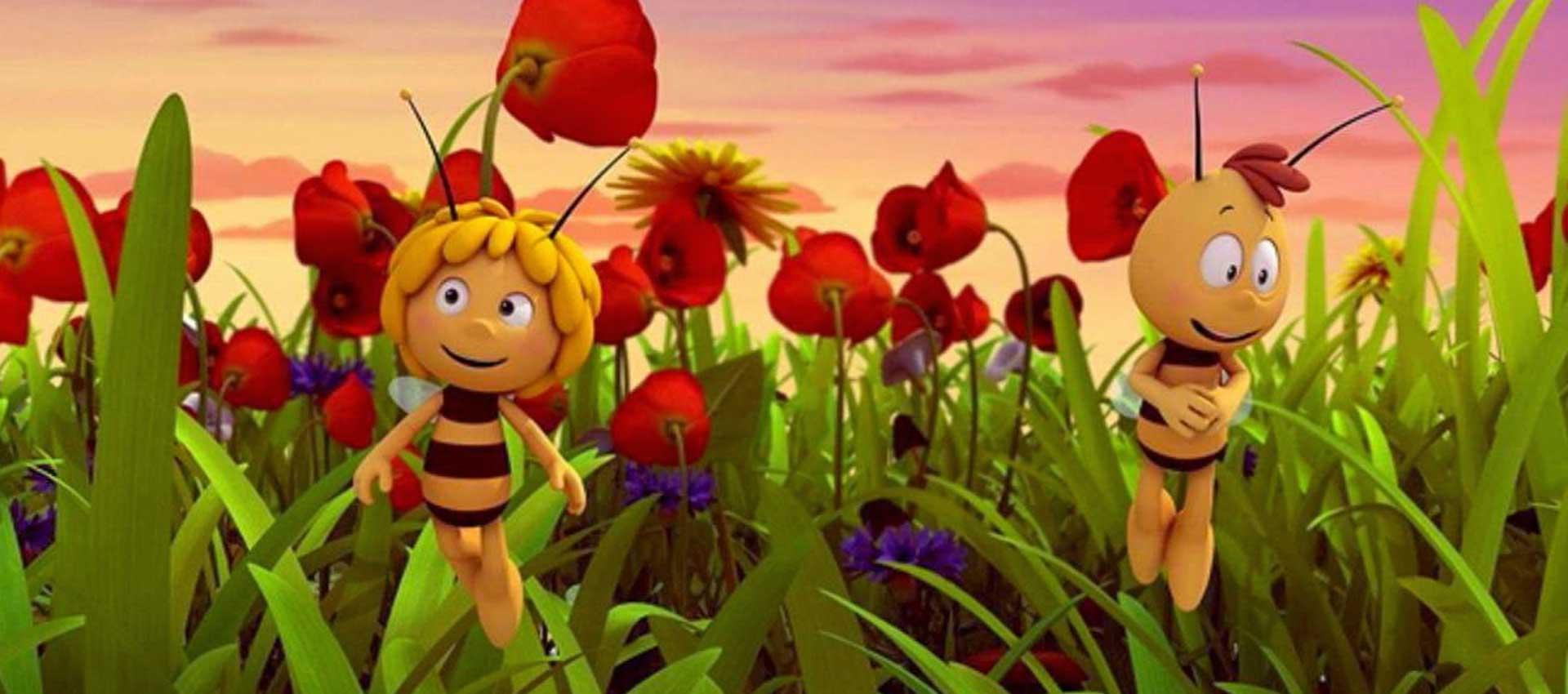 Arı Maya türkçe izle hd izle