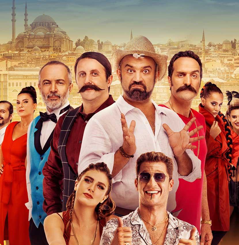 Çakallarla Dans 5 türkçe izle hd izle