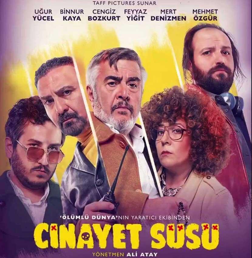 Cinayet Süsü İzle türkçe izle hd izle