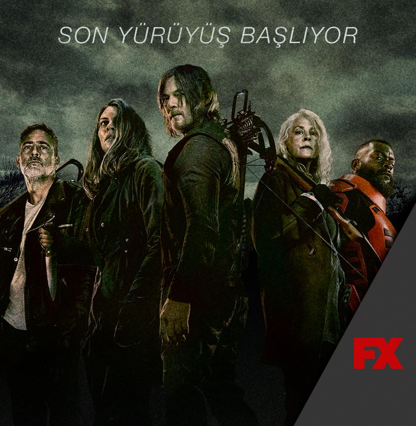 The Walking Dead izle türkçe izle hd izle