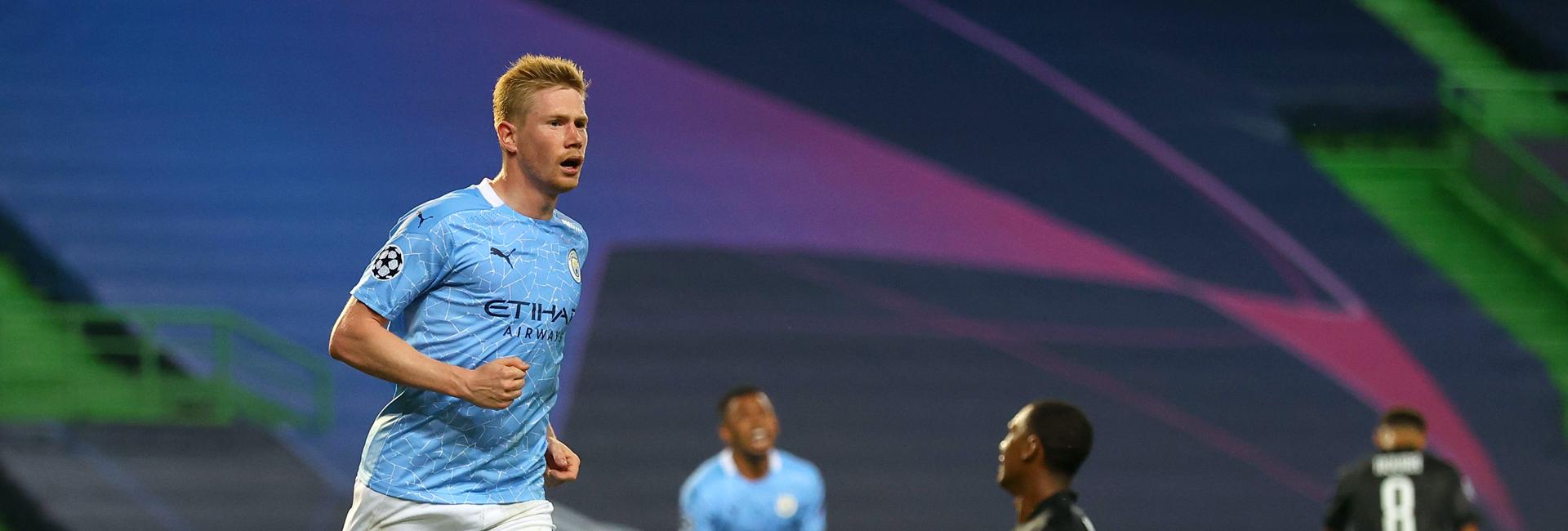 Premier Lig'de şampiyon Manchester City!