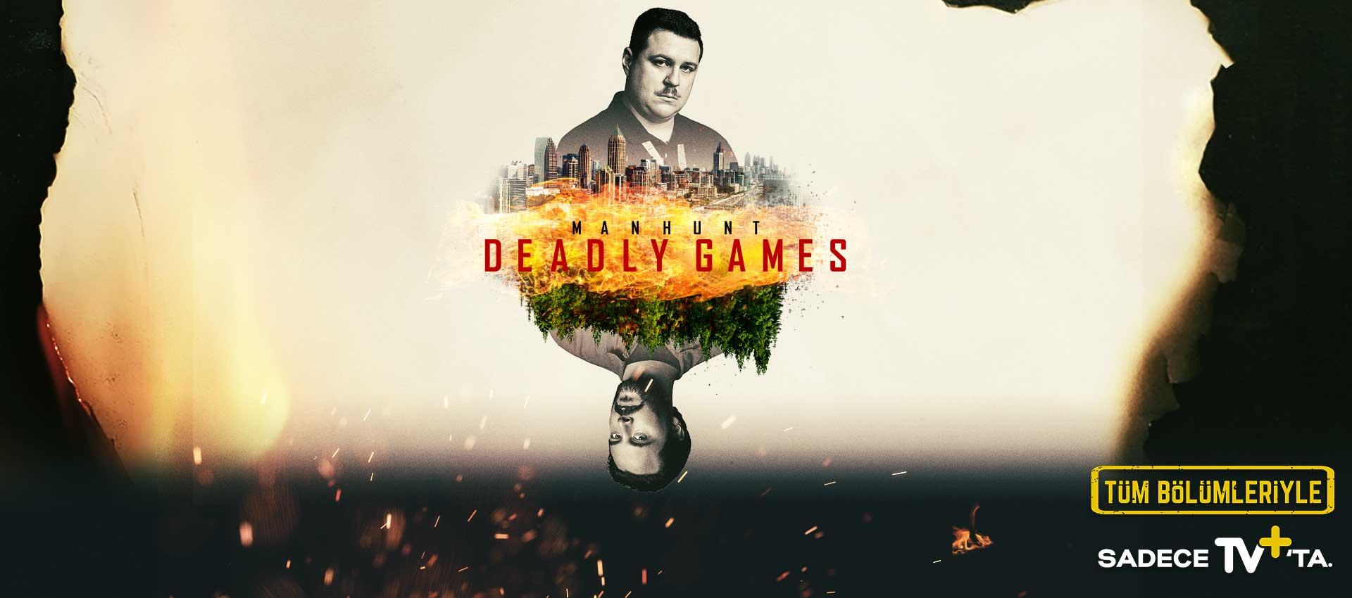 Manhunt Deadly Games izle türkçe izle hd izle