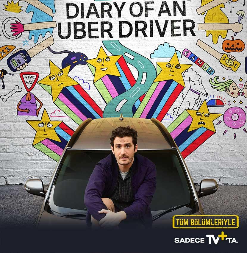 Diary of an Uber Driver Dizi İzle türkçe izle hd izle