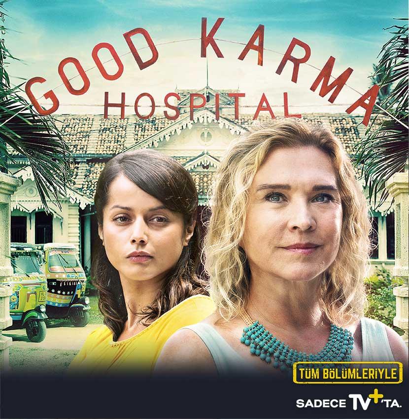 The Good Karma Hospital dizi izle türkçe izle hd izle