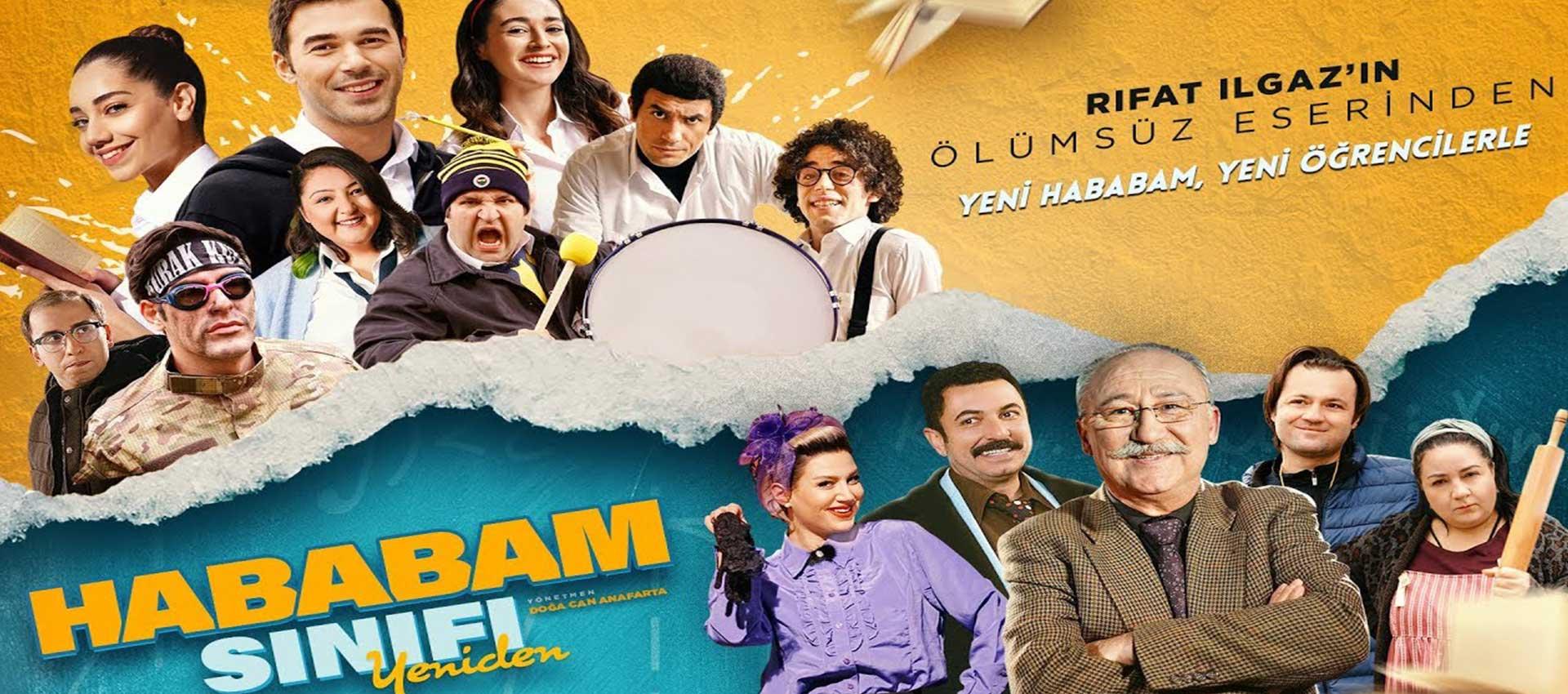 Hababam Sınıfı Yeniden İzle türkçe izle hd izle