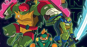 Ninja Kaplumbağaların Yükselişi